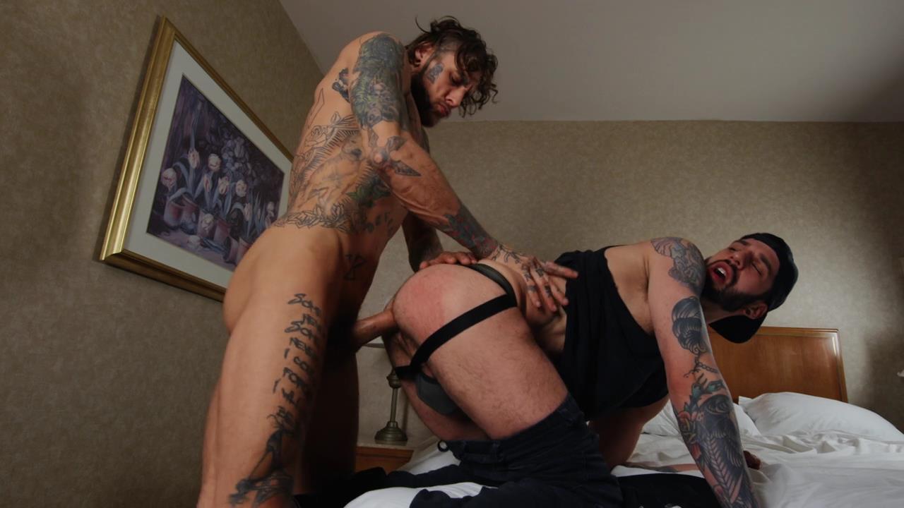 Motel Bareback - Bo Sinn / Romeo Davis