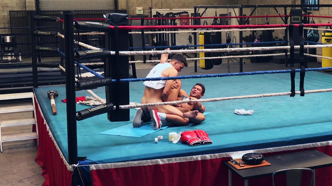 Dudes In Public 37 : Boxing Ring - Alex Rim & Draven Navarro