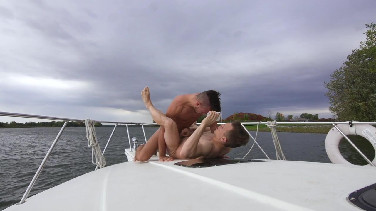 Dudes in Public 33: Pleasure Boat