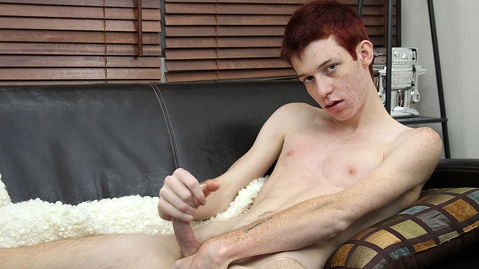 Party Boy Dennis Strokes It - Dennis Pierce