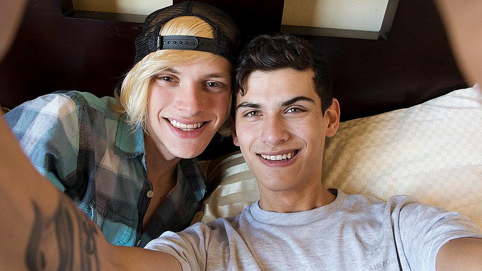 Justin Cross & Kayden Alexander