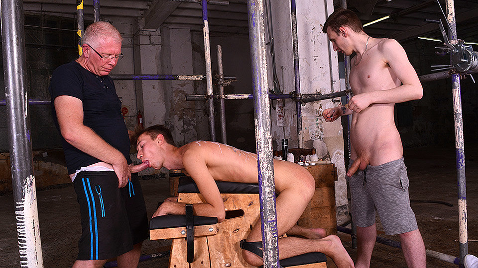 Making The New Boy Greedy For Cum Part 2