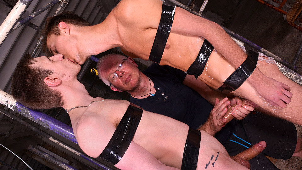 Making The New Boy Greedy For Cum Part 3