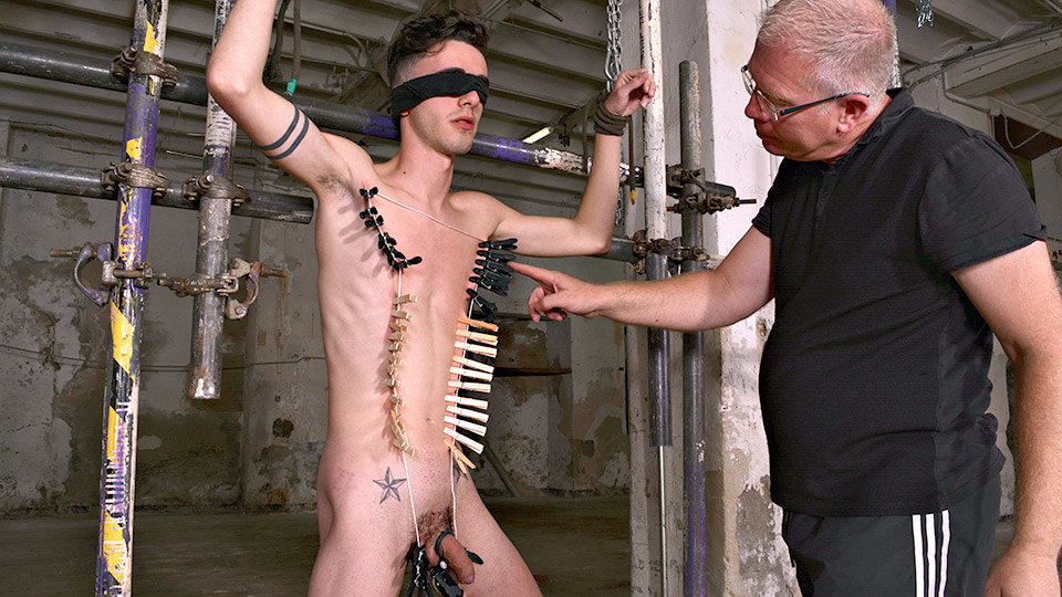 New Boy Jesse Gets A Stern Lesson - Part 2