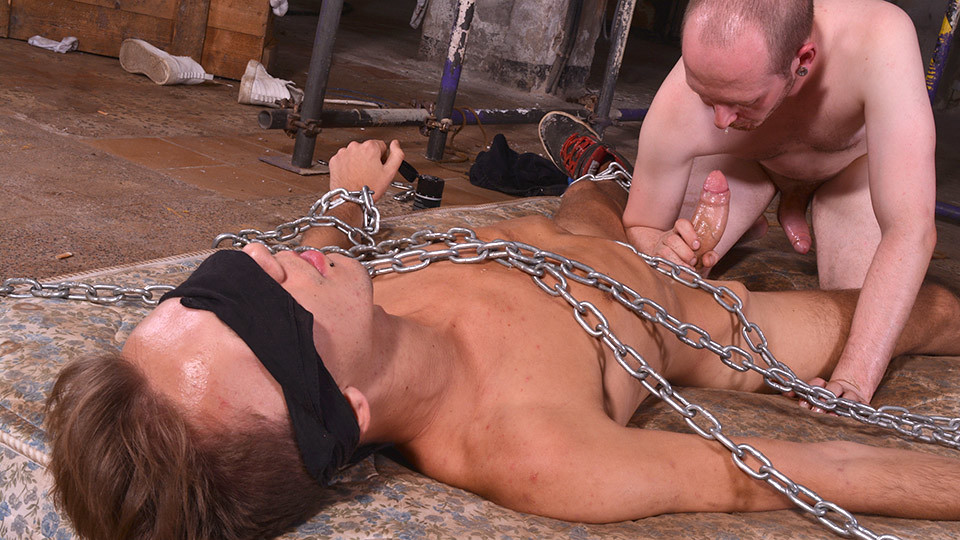 Owning A Horny Hung Twink - Part 3