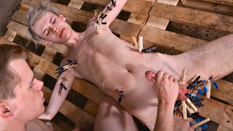 Skinny Twink Totally Used - Part 3