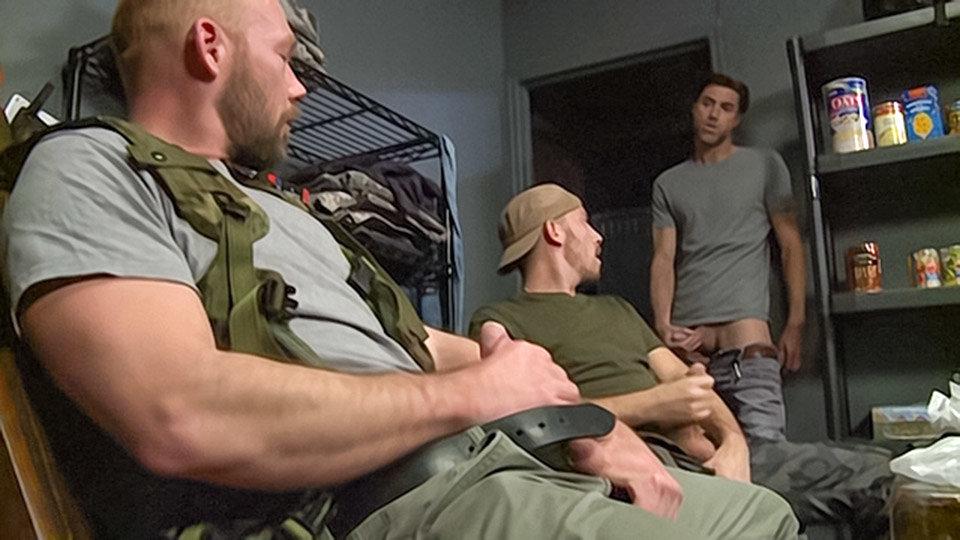 Mike Tanner, Justin Beal & Franco Scott
