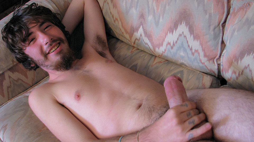 Jerking Out The Juice With Hairy Samuel