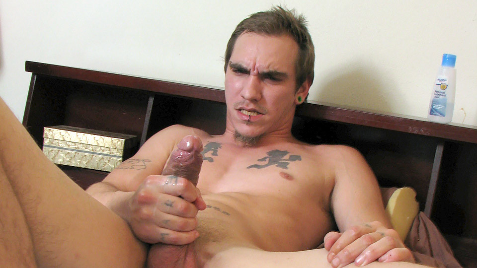 Rubbing One Out With Hung Cherokee