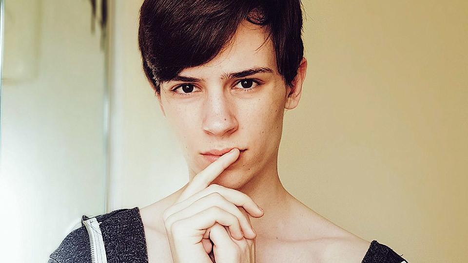 Teen Cum Pumping With New Boy Benji May