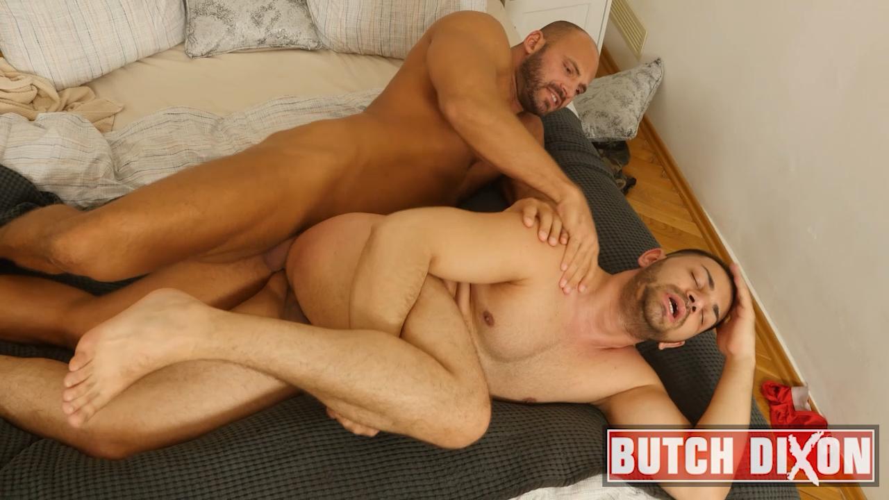 Javi Garcia and Zack Hood