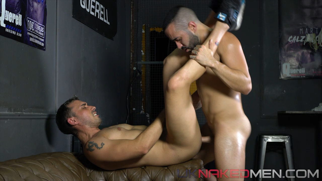 Rafa Marco and Yago Sinner