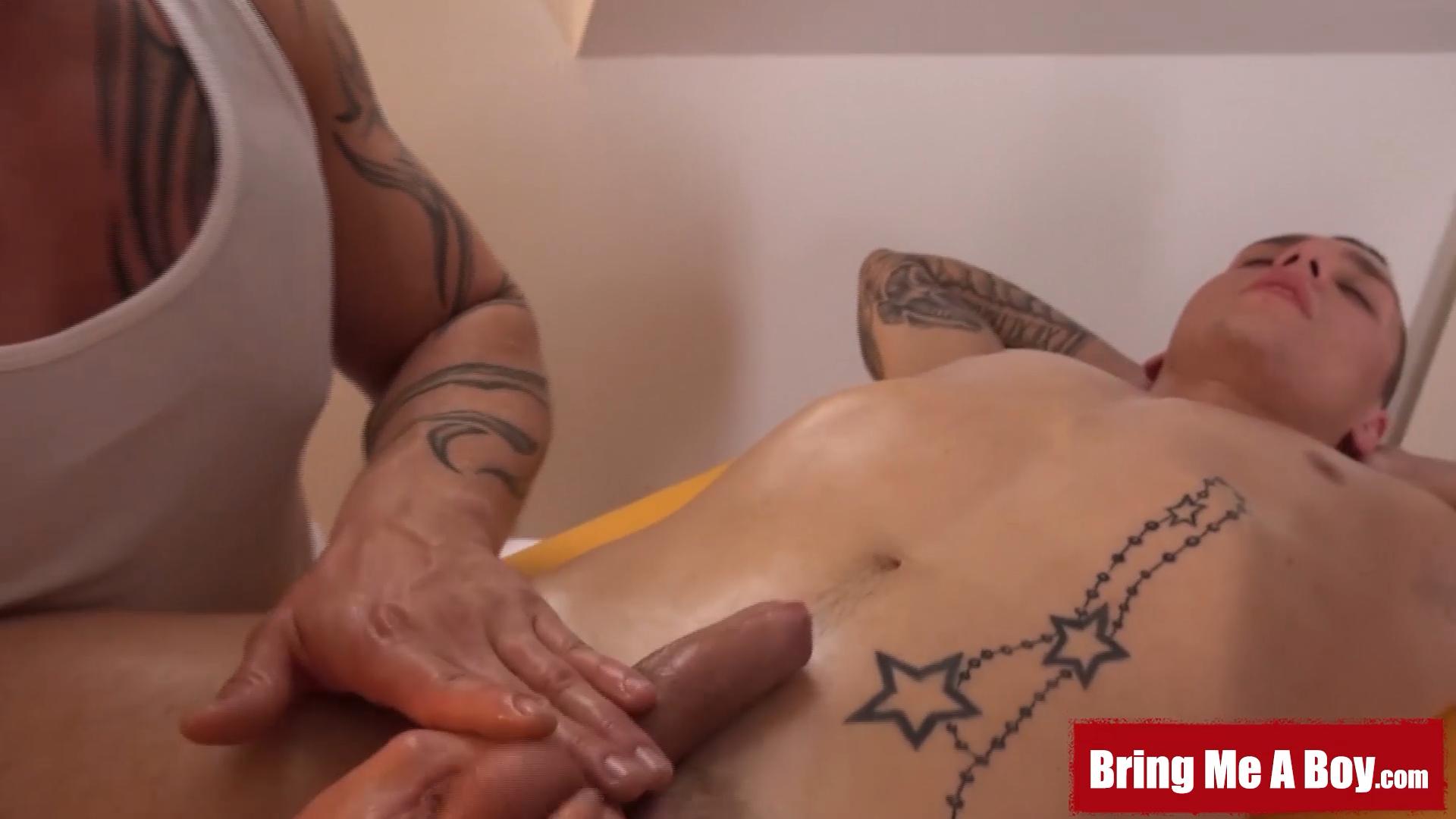 Massage the Boy